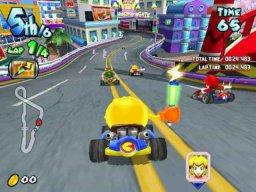 Mario Kart Arcade GP (ARC)  © Namco 2005   5/5