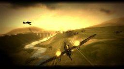 Blazing Angels: Squadrons Of WWII (X360)  © Ubisoft 2006   3/3