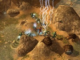 Titan Quest (PC)   © THQ 2006    3/3