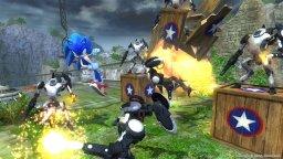 Sonic The Hedgehog (2006) (X360)  © Sega 2006   1/6