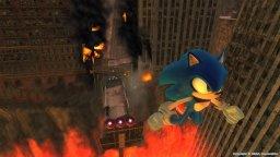 Sonic The Hedgehog (2006) (X360)  © Sega 2006   3/6