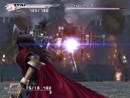 Final Fantasy VII: Dirge Of Cerberus (PS2)  © Square Enix 2006   1/4