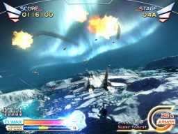 After Burner Climax (ARC)   © Sega 2006    3/3