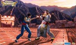Virtua Fighter 5 (ARC)  © Sega 2006   3/3