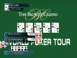 World Poker Tour (XBX)   © 2K Sports 2005    1/6