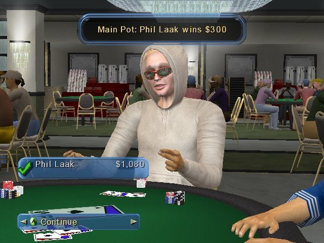 World Poker Tour (XBX)   © 2K Sports 2005    4/6