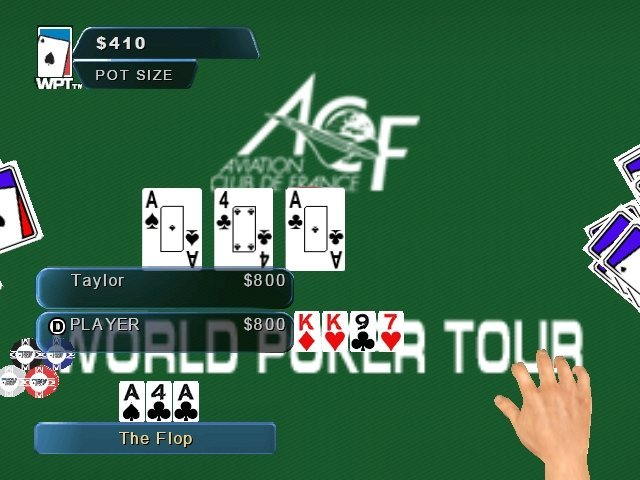 World Poker Tour (XBX)   © 2K Sports 2005    6/6