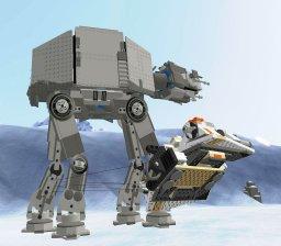 Lego Star Wars II: The Original Trilogy (PS2)  © LucasArts 2006   1/6