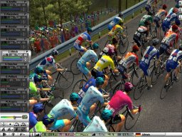 Pro Cycling Manager: Season 2006 (PC)   © Focus 2006    3/3