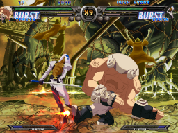 Guilty Gear X2 #Reload (ARC)   © Sammy 2003    2/3