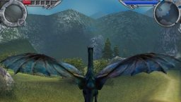 Eragon (PSP)  © VU Games 2006   2/4