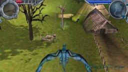 Eragon (PSP)  © VU Games 2006   3/4