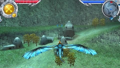 Eragon (PSP)  © VU Games 2006   4/4