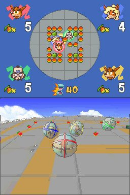 Crash Boom Bang! (NDS)  © VU Games 2006   1/1