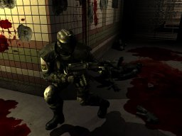 F.E.A.R.: Extraction Point (PC)  © VU Games 2006   1/3