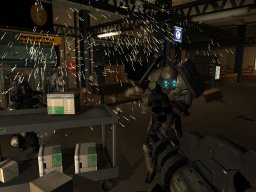 F.E.A.R.: Extraction Point (PC)  © VU Games 2006   2/3