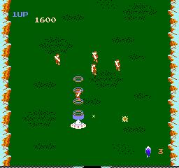Field Combat (NES)  © Jaleco 1985   3/3