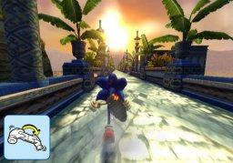 Sonic And The Secret Rings (WII)  © Sega 2007   3/3