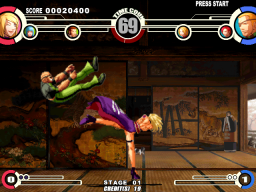The King Of Fighters XI (ARC)  © SNK 2005   3/3
