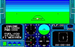 Acro Jet (PC88)  © SystemSoft 1988   2/2