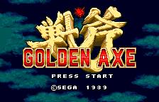 Golden Axe (WSC)  © Bandai 2002   1/3