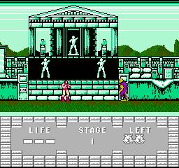 Altered Beast (NES)  © Asmik Ace 1990   2/3