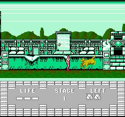 Altered Beast (NES)  © Asmik Ace 1990   3/3