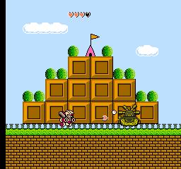 Robocco Wars (NES)  © IGS Corp. 1991   3/3
