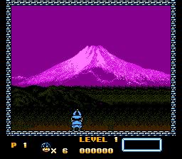 Super Pang (NES)  © Sachen 1991   2/2