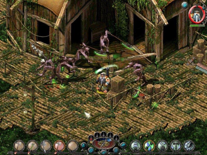 Sacred: Underworld (PC)  © Bethesda 2005   5/6