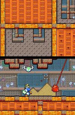 Yoshi's Island DS (NDS)  © Nintendo 2006   3/7