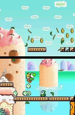 Yoshi's Island DS (NDS)  © Nintendo 2006   7/7