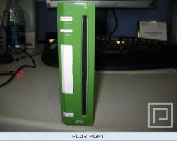 Nintendo Wii Development Kit (Green and White)  © Nintendo 2006  (WII)   2/5