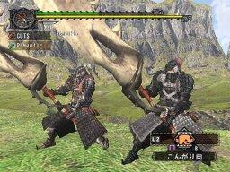 Monster Hunter G (PS2)  © Capcom 2005   2/6