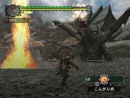 Monster Hunter G (PS2)  © Capcom 2005   4/6