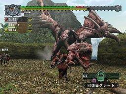 Monster Hunter G (PS2)  © Capcom 2005   6/6