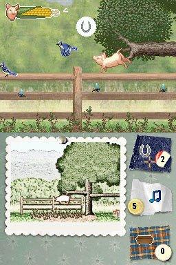 Charlotte's Web (NDS)  © Sega 2006   6/6