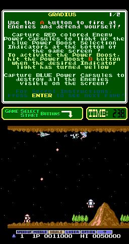 <a href='https://www.playright.dk/arcade/titel/gradius'>Gradius [PlayChoice]</a>   1/3