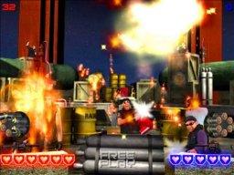 Target: Terror (ARC)  © Raw Thrills 2004   1/1