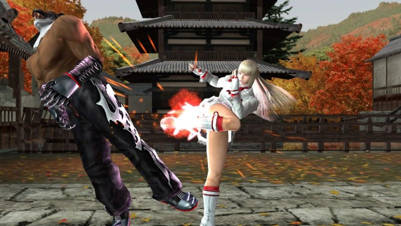 Tekken 5: Dark Resurrection (PS3)   © Bandai Namco 2006    6/6