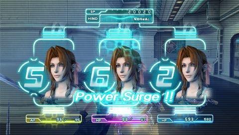 Final Fantasy VII: Crisis Core (PSP)  © Square Enix 2007   5/8