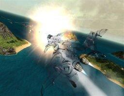 Heatseeker (2007) (WII)  © Codemasters 2007   1/6