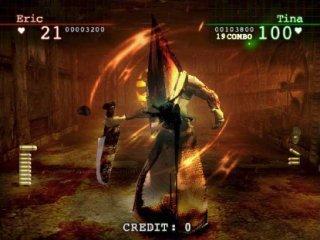Silent Hill: The Arcade (ARC)  © Konami 2007   4/4