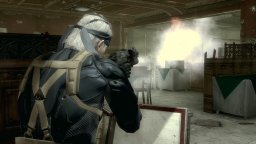 Metal Gear Solid 4: Guns Of The Patriots (PS3)   © Konami 2008    1/3