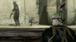 Metal Gear Solid 4: Guns Of The Patriots (PS3)   © Konami 2008    3/3