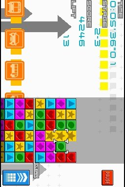 Puzzle League DS (NDS)  © Nintendo 2007   2/2