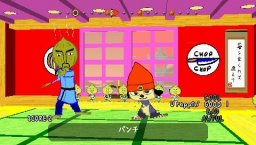 PaRappa The Rapper (PSP)  © Sony 2006   3/3