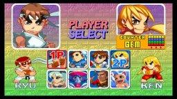 Super Puzzle Fighter II Turbo HD Remix (X360)  © Capcom 2007   1/3