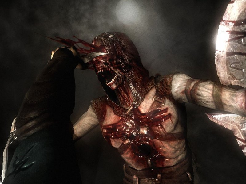 Jericho (PC)  © Codemasters 2007   8/25