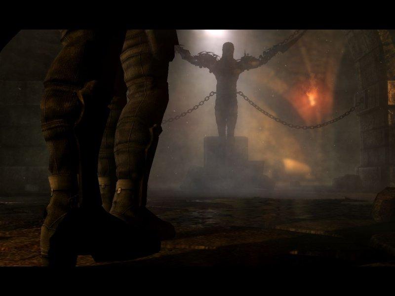 Jericho (PC)  © Codemasters 2007   16/25
